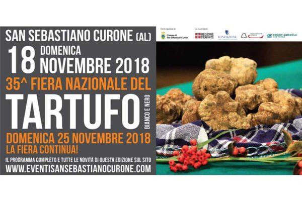 35 FIERA TARTUFO SAN SEBASTIANO CURONE