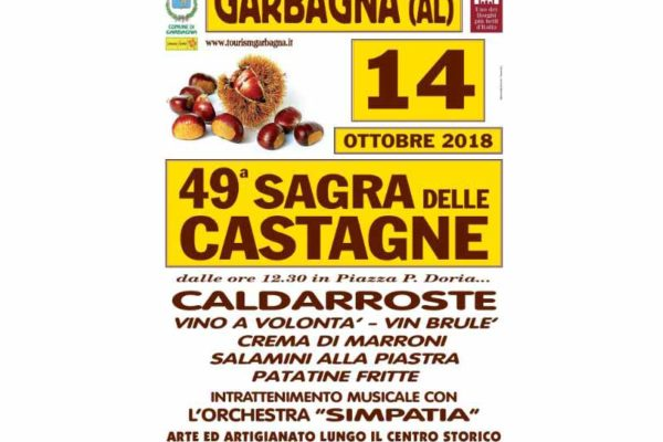 49° SAGRA DELLE CASTAGNE GARBAGNA